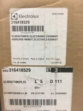 Frigidaire 316418529 Electronic Oven Clock Timer  Inventory Reduction SALE