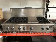 DCS 48  Gas Cooktop With Grill