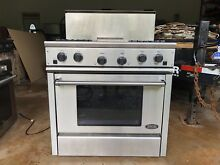 DCS 36  Gas Range With Griddle