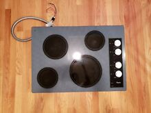 Kenmore electric glass cooktop