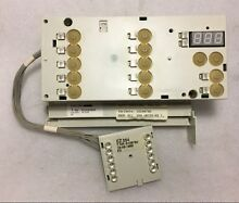 Miele G 891 SCI Dishwasher Control Panel   Motherboard Parts Set  Untested As Is