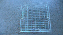 99001454 Upper Rack  Pulled out From DWU74AAE Maytag Dishwasher Used