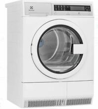 Electrolux EIED200QSW 4 0 cu  ft  Front Load Compact Ventless Dryer   White