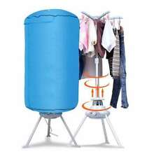 Panda Portable Foldable Ventless Cloth Laundry Compact Dryer Machine  For Parts