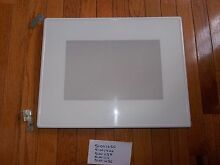 Microwave complete door assembly Jenn Air 51001250 51001326  51001137  51001111
