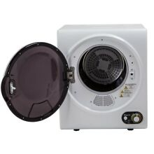 Compact 1 5 cu ft  Mini Electric Clothes Dryer Small Apartment Dorm RV 120 Volt