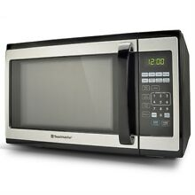 Toastmaster 1 4 CFT Microwave Oven Stainless Steel