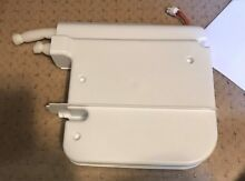 WR17X12468   GE PROFILE REFRIDGERATOR WATER TANK ASSEMBLY INC HEATER AND COVERS