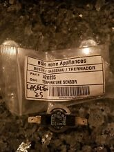 420235 Bosch Thermador Oven Range Temperature Sensor NEW