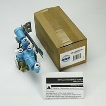 Refrigerator Triple Water Valve Ice Maker Electrolux Frigidaire Parts 242252702