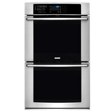 Electrolux 30  Stainless Steel Convection Electric Double Wall Oven EI30EW45PS