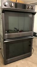 PARTS ONLY Samsung NV51K7770DS 30  Stainless Double Electric Wall Oven