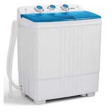 Portable Compact Twin Washing Machine Washer Spin Dry Cycle 5KGTravel RV Dorm