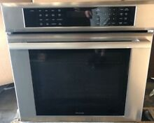 Thermador ME301JS Masterpiece Series 30 in 4 7 cuFt Electric Single Wall Oven