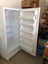 GE WHITE 20 5 Cu Ft Largest Self Defrost Freezer FUF21SVDRWW MARICOPA 85138