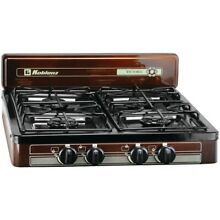 4 BURNER OUTDR GAS STOVE
