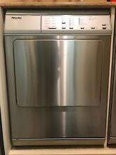 Miele Stainless Steel Dryer   Used