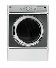 Kenmore Elite 81962 9 0 cu  ft  Front Control Electric Dryer with Accela Steam i