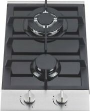 Ramblewood GC2 48P  LPG Propane Gas  high efficiency 2 burner gas cooktop