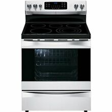 Kenmore Elite 95053 6 1 cu  ft  Electric Range w  Dual True Convection in Stainl