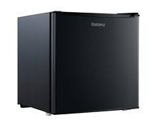 Mini Fridge Refrigerator Cooler Dorm Office Apartment Compact 1 7 Cu Ft Black