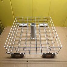 Whirlpool Dishwasher Lower Dishrack W10161215  8193795  1268578  3368512