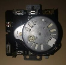 Kenmore Dryer Timer 3406019B