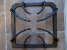 CAST IRON FRIGIDAIRE STOVE  RANGE BURNER GRATES for 30  GAS FFGF models