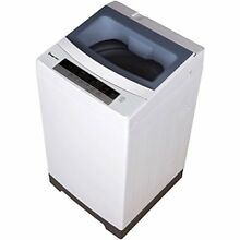Magic Chef Compact Top Load Washer with Electronic Controls with LED display US