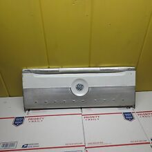 Vintage GE Refrigerator FREEZER Frozen Foods Compartment Door 1950s