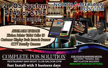 Pizza Pizzeria POS System Lease to Own Merchant Services Optional  Oven Hood WOW