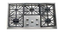 Verona VECTGV365SS 36  Stainless Steel Gas Cooktop with Front Controls