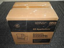 NEW In Box GE Appliances IM4A Refrigerator Automatic Icemaker Installation Kit