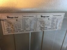 24 in  W 9 2 cu  ft  Bottom Freezer Refrigerator in Stainless Look