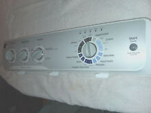 GE WASHING MACHINE CONTROL PANEL  PART 175D6761