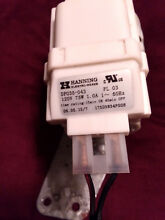 HANNING DP035 043 WATER DRAIN PUMP General Electric OEM Washing Machine