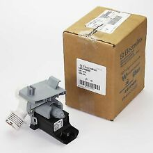 137240800 For Frigidaire Washing Machine Drain Pump