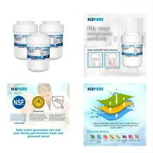IcePure MWF Refrigerator Water Filter Replacement GE 3PACK