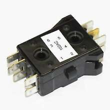 WE4X344 GE Clothes Dryer Motor Switch