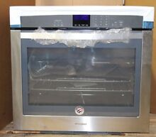 Whirlpool WOS51EC0AS Wall mounted Electric Oven   5 cu ft   Stainless Steel
