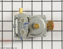 Genuine OEM Whirlpool Maytag Samsung Gas Valve Assembly 35001190 WP35001190 New