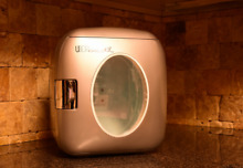Uber Appliance UB XL1 Uber Chill XL 12 Can Retro Personal Mini Fridge for Home
