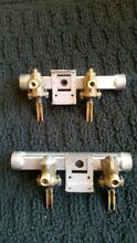 KitchenAid Gas Range Stove Gas Valve and Manifold Set 9755345 9755344 9755405