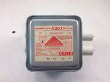 Sharp Microwave Oven Magnetron RV MZA267WRE0 SM240H L2