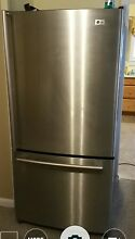 LG Refrigerator in fair condition