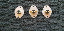 KitchenAid Whirlpool Gas Range Thermostats 9752006 WP975994 WP341196 Set of 3