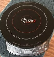 Nuwave Precision 2 Portable Induction Cooktop Model 30151 Tested Ships FAST