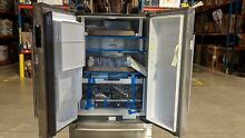 KitchenAid KRFC604FSS 36  Counter Depth French Door Refrigerator Stainless Steel