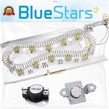 3387747   279973 Dryer Heating Element With Dryer Thermal Cut off Fuse Kit by
