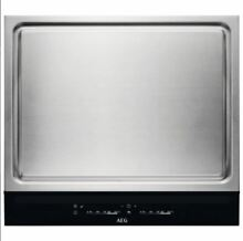 AEG HC 652601 EB Teppan Yaki 58cm 2 Zones Direct Touch
